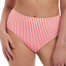 Freya Totally stripe bikinislip hoog